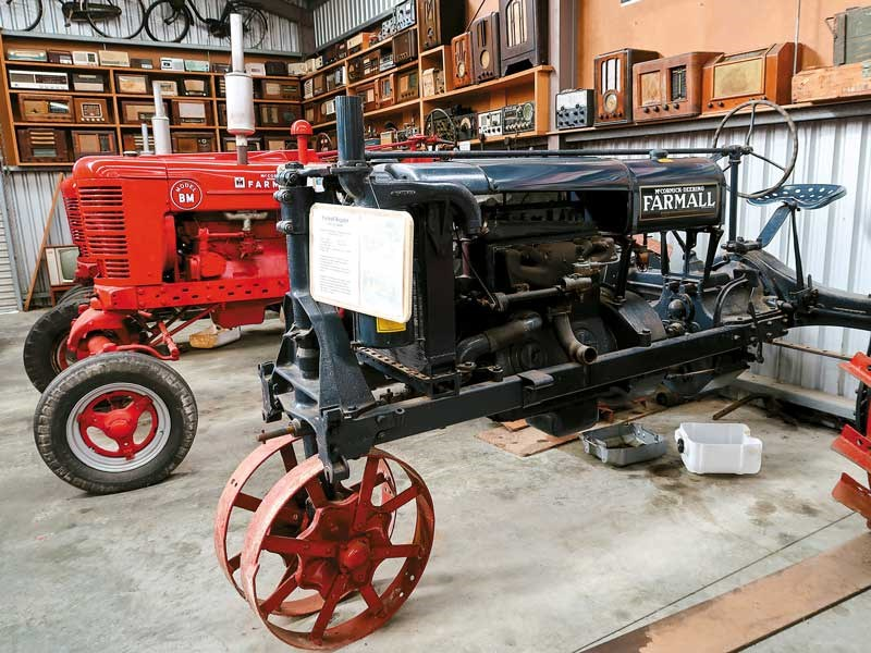 Matthews Vintage Machinery Museum 16