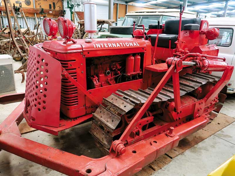 Matthews Vintage Machinery Museum 8