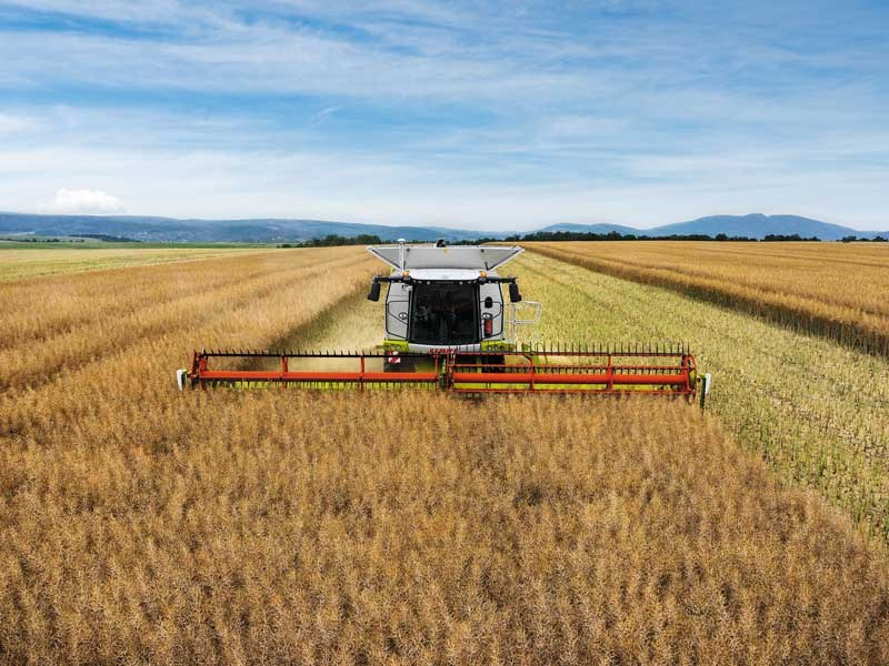A guide to buying a combine harvester