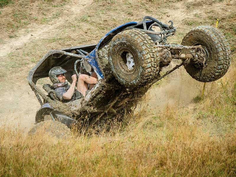 Action from the NZ National 4X4 Trials