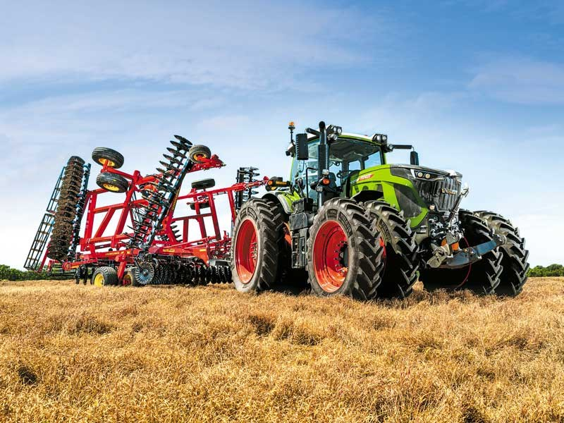 Cover story Fendt 900 Vario