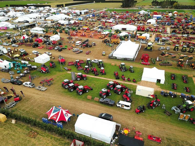 Event report South Island Agricultural Field Days 2019