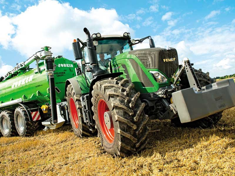 The latest offerings from Fendt