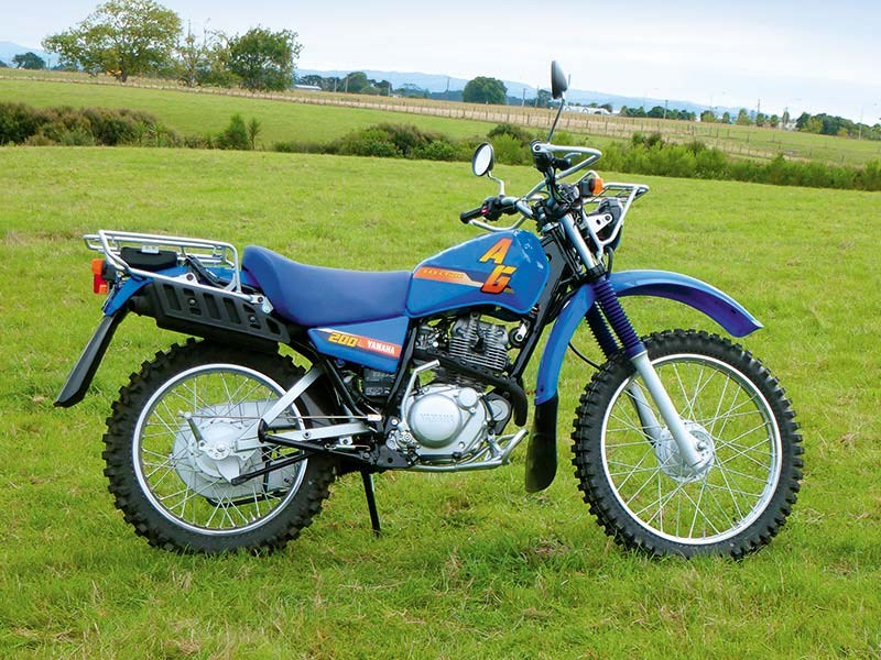 Farm bike review: Yamaha AG200E