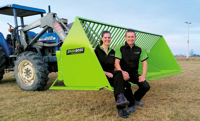 Business profile: Agriboss