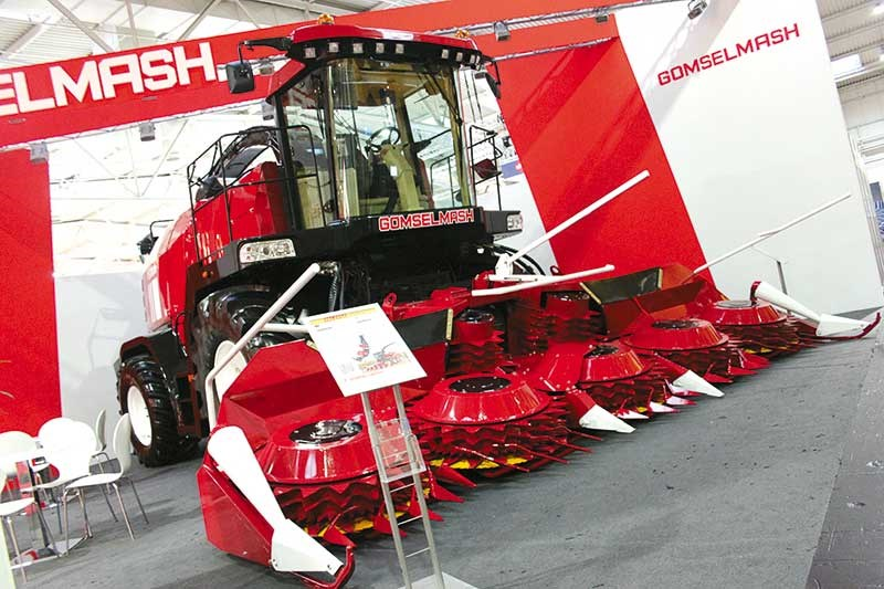New names and concepts at Agritechnica 2015