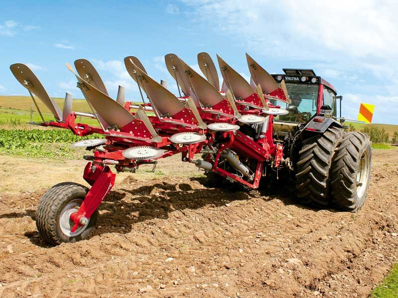 Agrolux XRWT-OL plough review