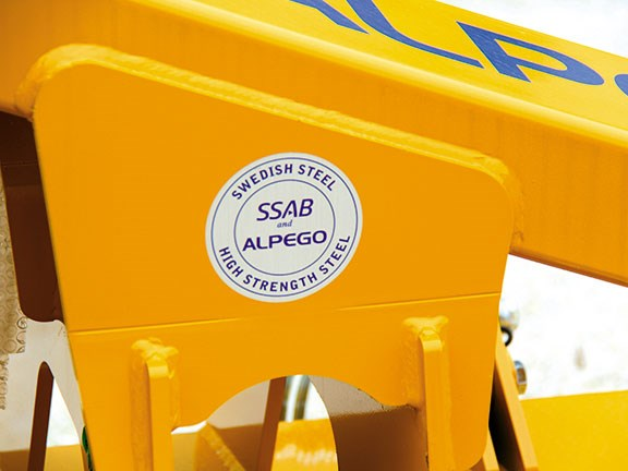 Alpego factory tour in Italy