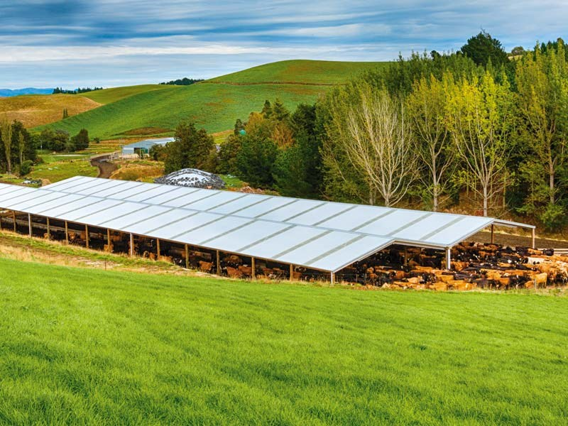 Fieldays 2016 innovations: Alpine Buildings' Hot-Box Rafters
