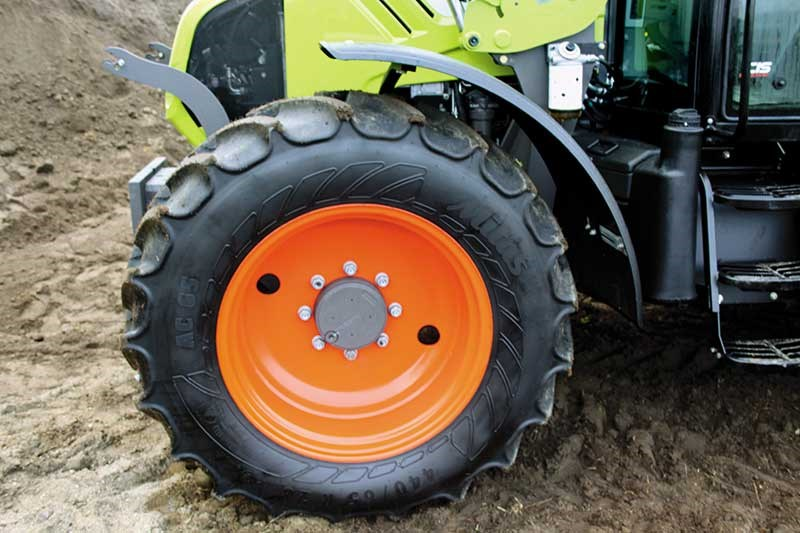 Top Tractor 2016: Claas Arion 430 CIS