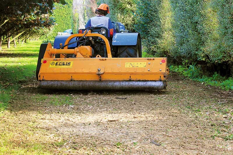 Berti Mulcher review