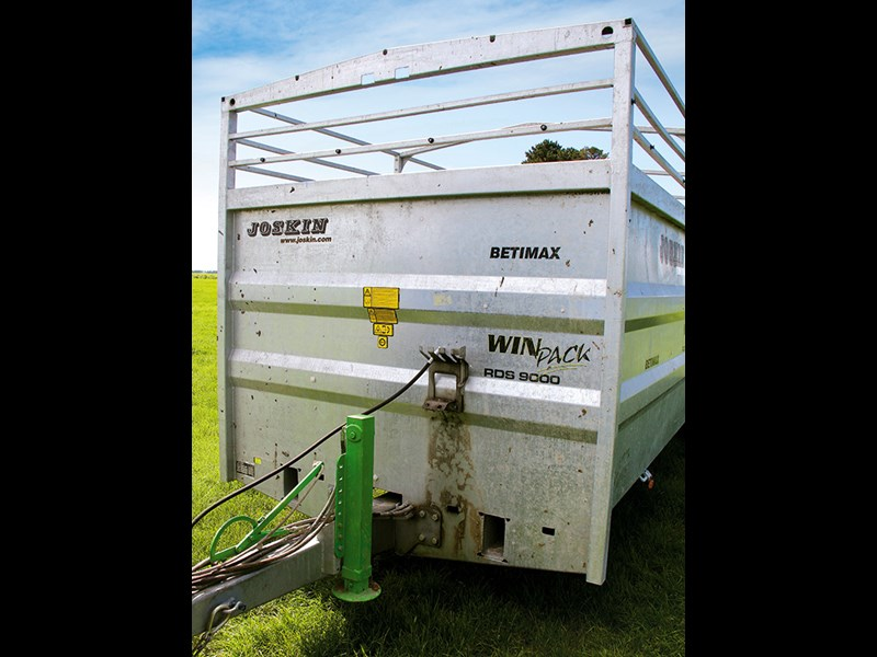 Review: Joskin BETIMIX RDS 9000 trailer