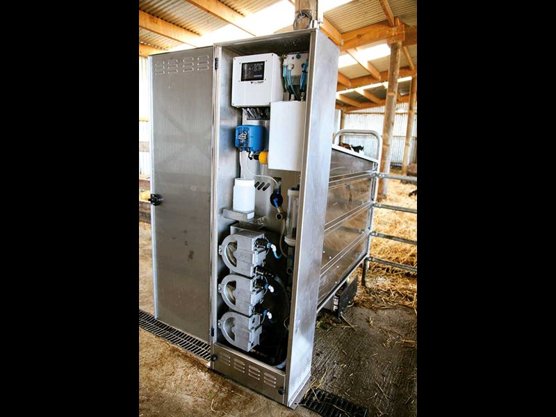 Is automated calf rearing the future?