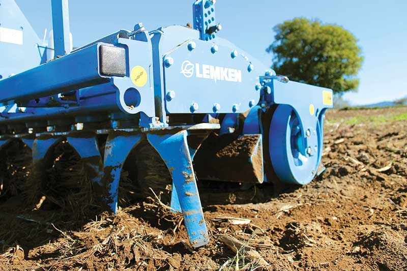 Cultivation combo review: Lemken Zirkon 8 & Dolomit 9