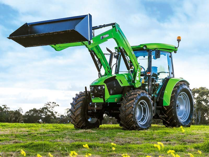 Top Tractor 2016: Deutz-Fahr 5105.4G
