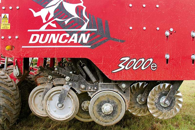 Duncan Ag Enviro 3000E drill review