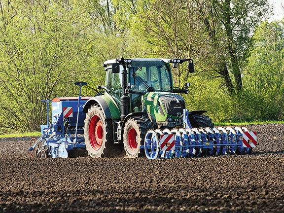 Preview: new Fendt 300 Vario with AGCO Power engine
