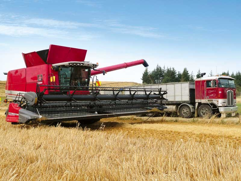Product profile: Massey Ferguson 9560