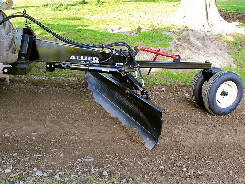 Test: Farm King Grader Blade