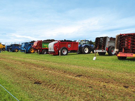Grasslands and Muck event 2014