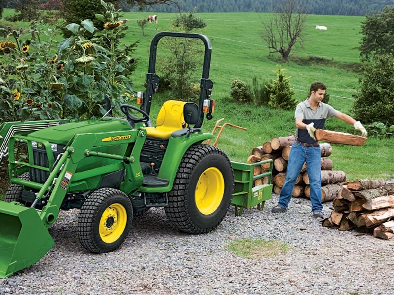 Advertorial: 3000 Series John Deere