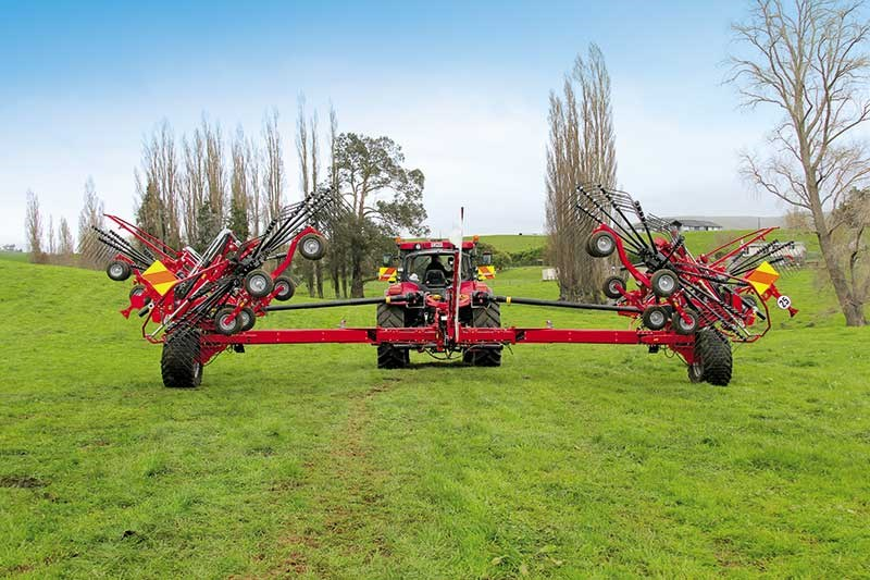 Lely Hibiscus 1515 CD Profi rake review