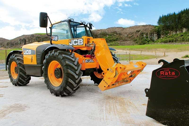 JCB 526-56 Loadall review