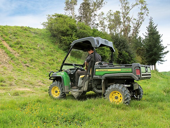 John Deere Drive Green Demo Day