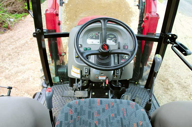 Mahindra 5010 HST tractor review