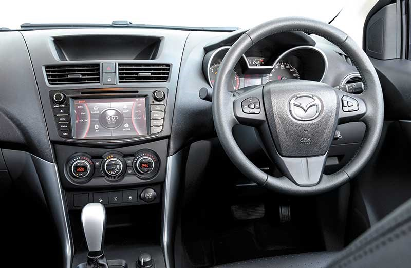 Mazda BT-50 ute review