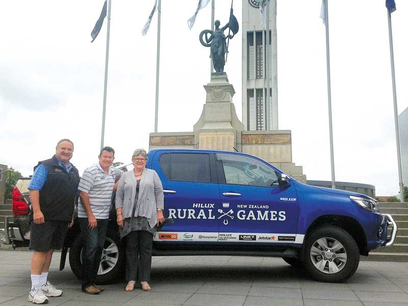 New Zealand Rural Games to shift north in 2017