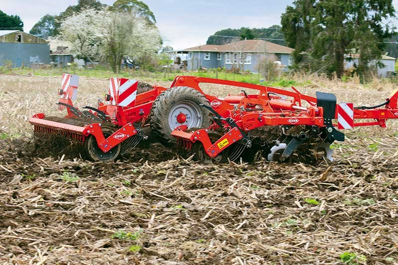 Kuhn Optimer 4003 review