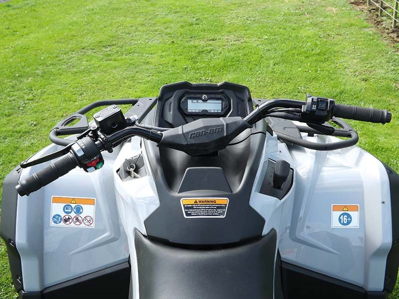 Quad bike review: Can-Am Outlander 450L