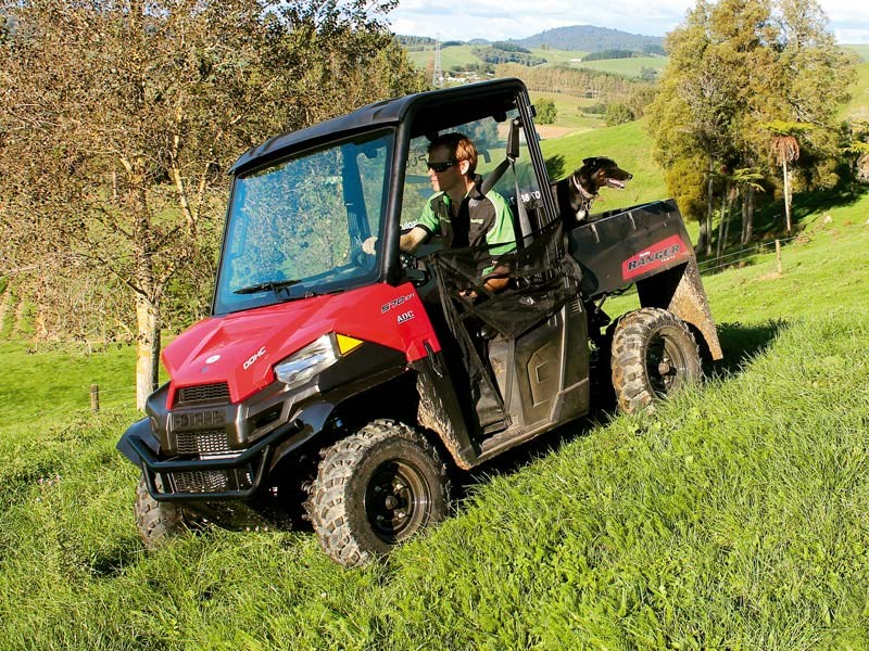 Polaris Ranger 570HD review