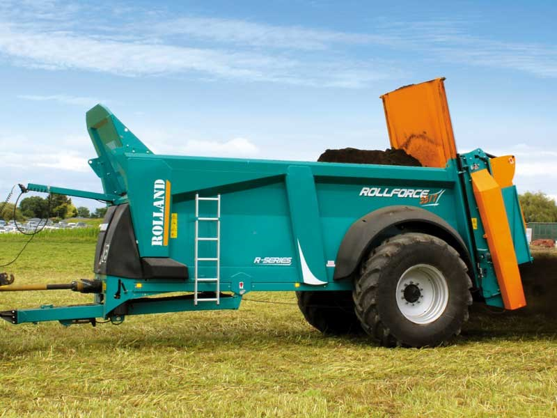 Rolland Rollforce 5517 spreader test