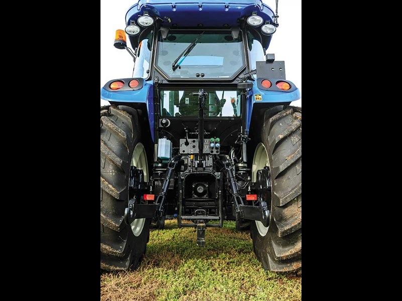 Top Tractor 2016: New Holland TD5.90