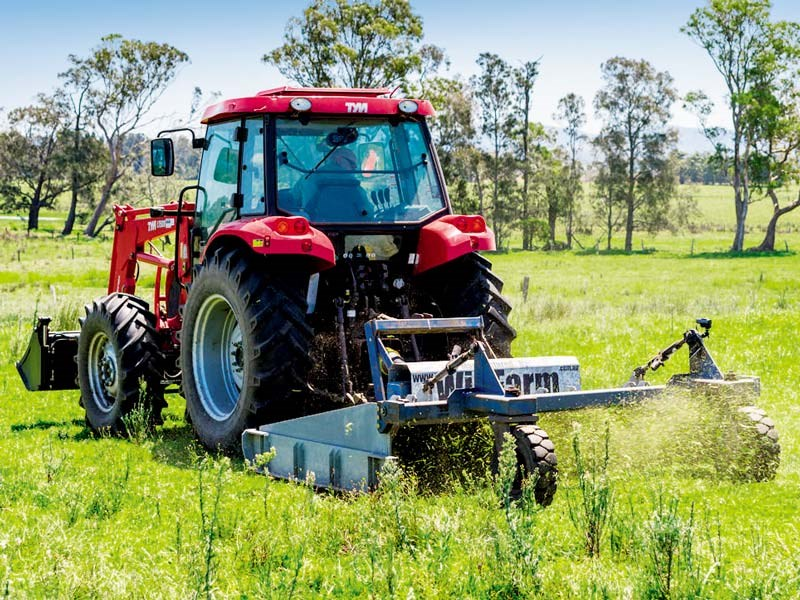 TYM T1003 tractor review