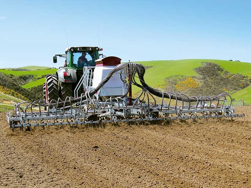 Review: Taege 8m cultivator
