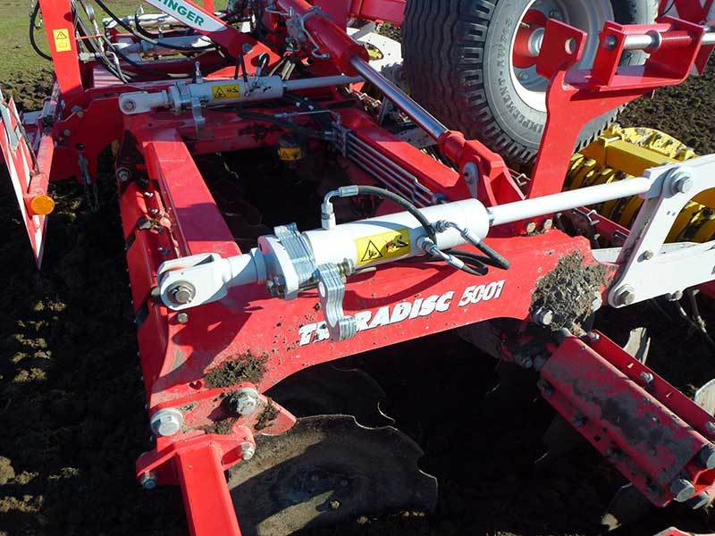 Pottinger Terradisc 5001 T review