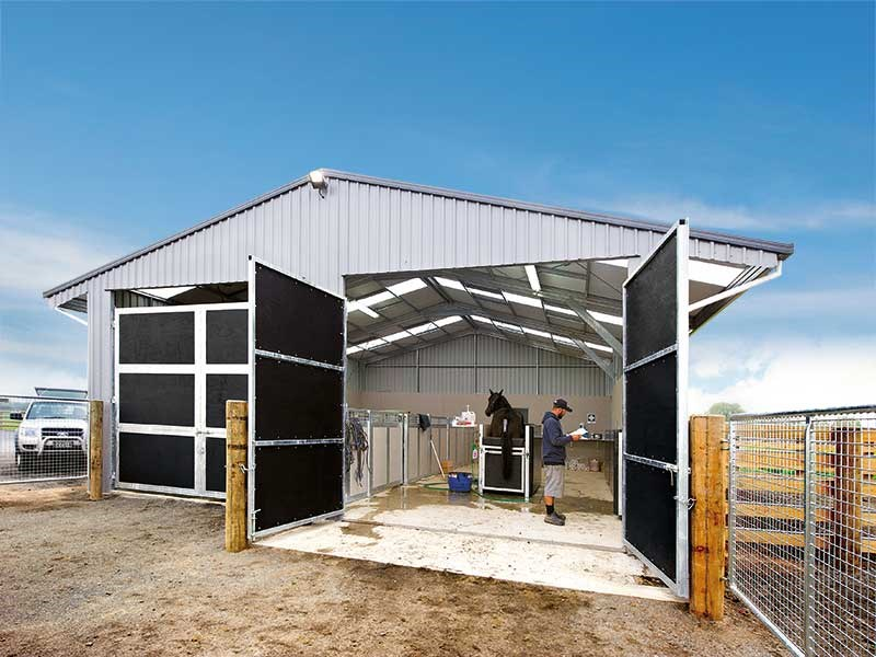 Shed perfection: Totalspan