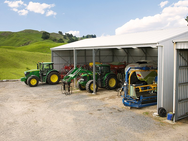Profile: Totalspan sheds for farmers