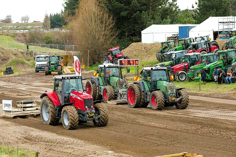 Fieldays 2015 preview: Tractor Pull all set to go