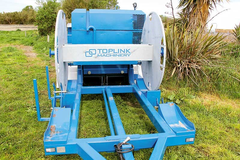 Review: Tramspread slurry system