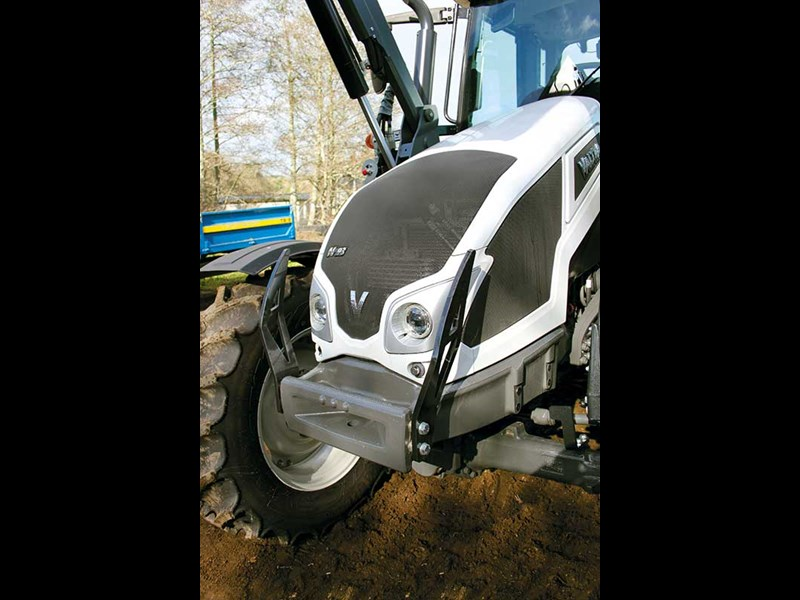 Top Tractor 2016: Valtra N93