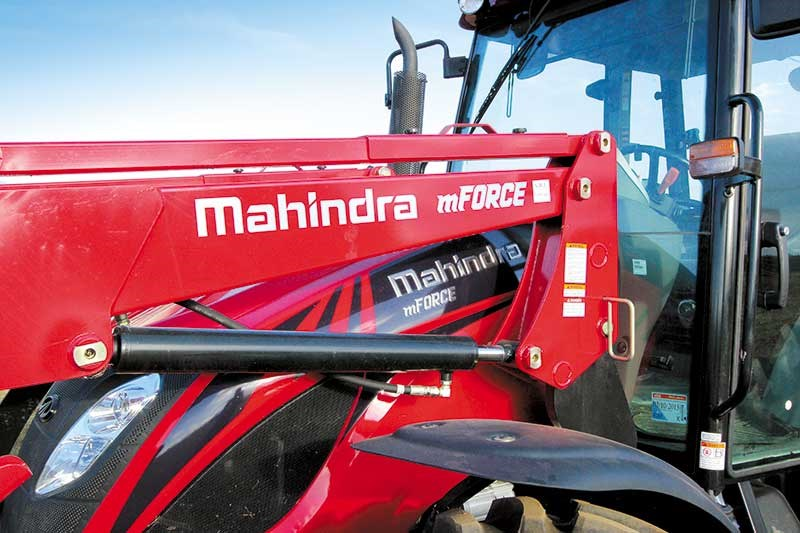 Mahindra mForce 100P review