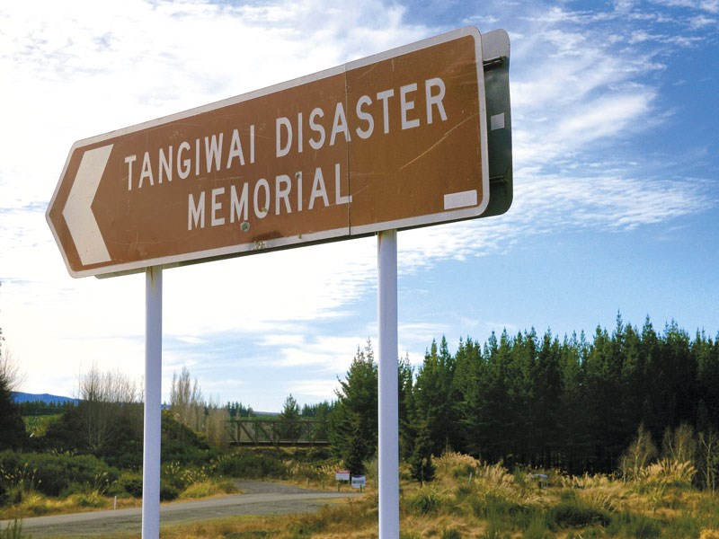 A journey to Tangiwai