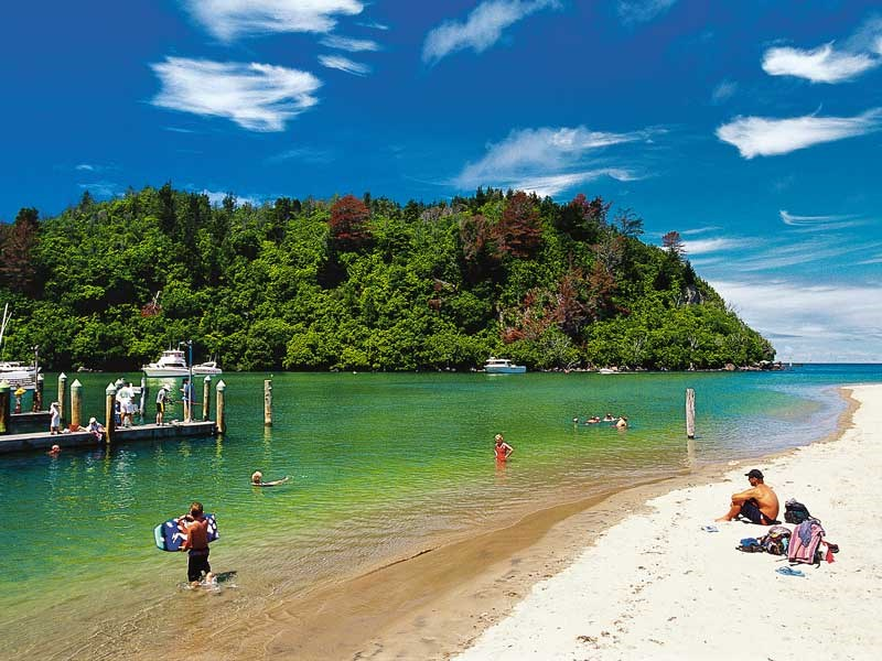 Motorhome Friendly Whangamata and Whitianga