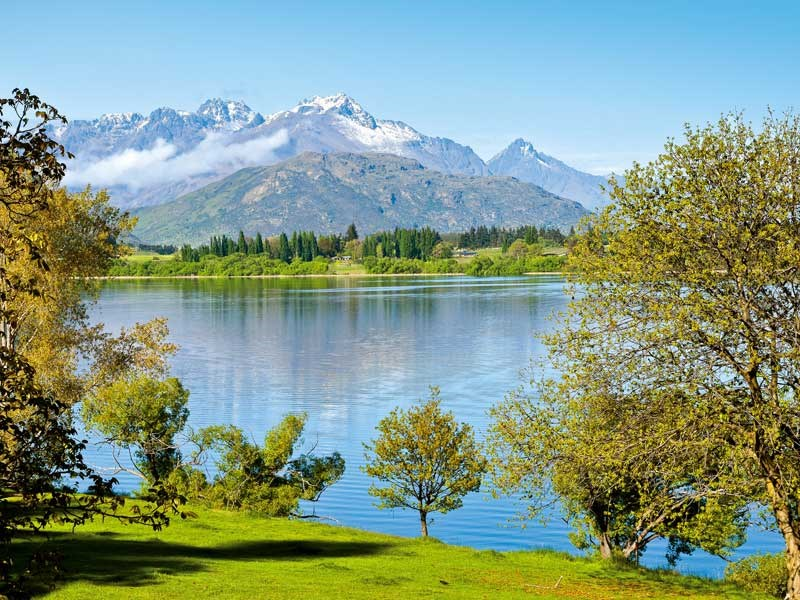 Central Otago's sublime lakes