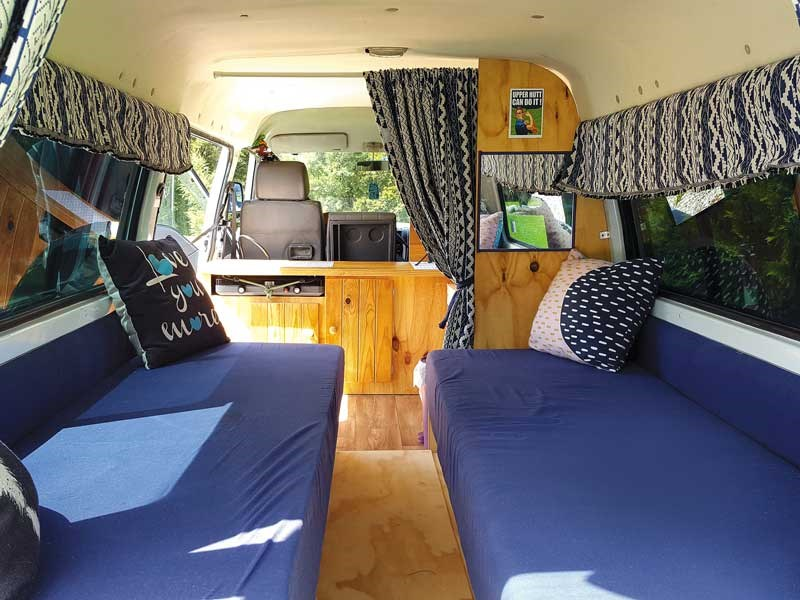 Jackie's Journey: Ken the Campervan