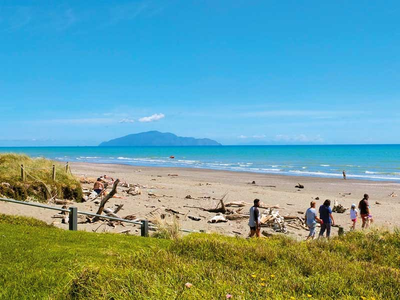Exploring the Kapiti Coast